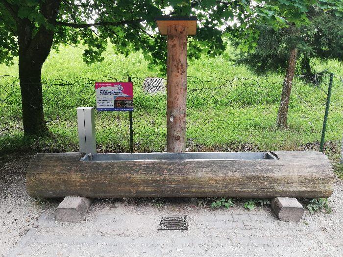Grillplatz Brunnen